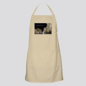 I Left my heart in Siracusa Apron