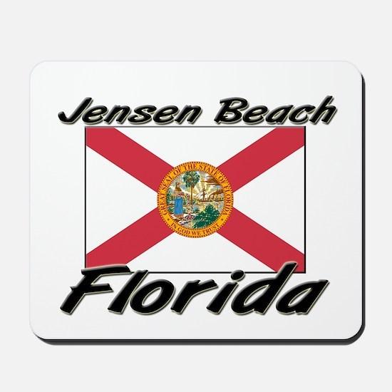 Jensen Beach Florida Mousepad