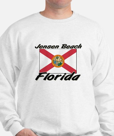 Jensen Beach Florida Sweatshirt