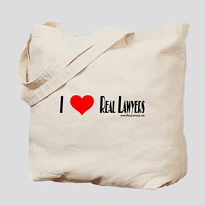 I Love Lawyers Gifts Tote Bag