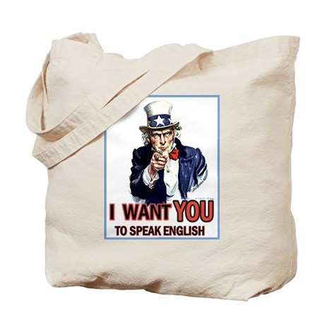 Uncle Sam ~ I Want You... Tote Bag