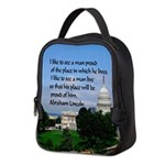 National Pride Neoprene Lunch Bag