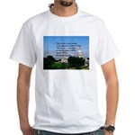 National Pride White T-Shirt