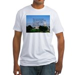 National Pride Fitted T-Shirt