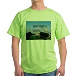 National Pride Green T-Shirt