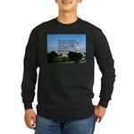 National Pride Long Sleeve Dark T-Shirt