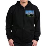 National Pride Zip Hoodie (dark)