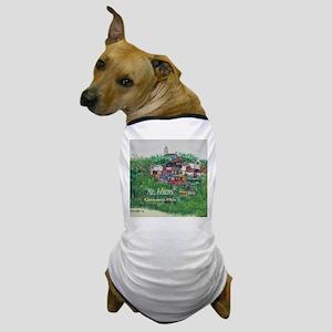 Mt. Adams - Cincinnati, Ohio, trendy a Dog T-Shirt