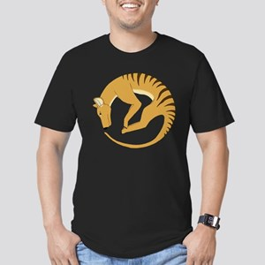 Thylacine alive logo colored T-Shirt