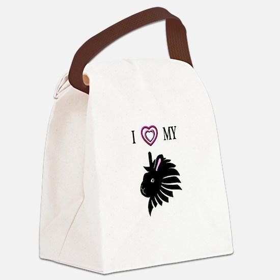 I love my Lionhead Canvas Lunch Bag