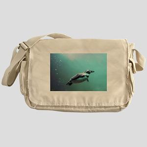 Penguin Messenger Bag