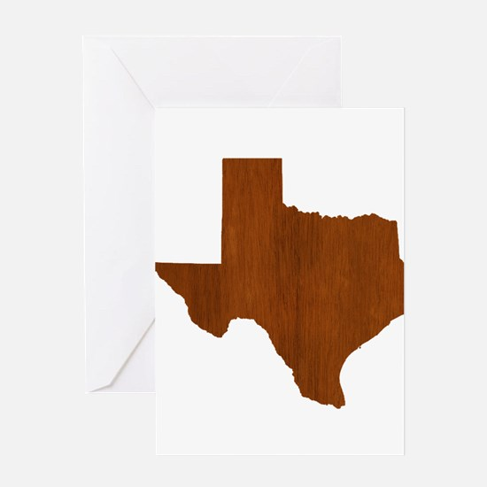 Cool Texas Greeting Card