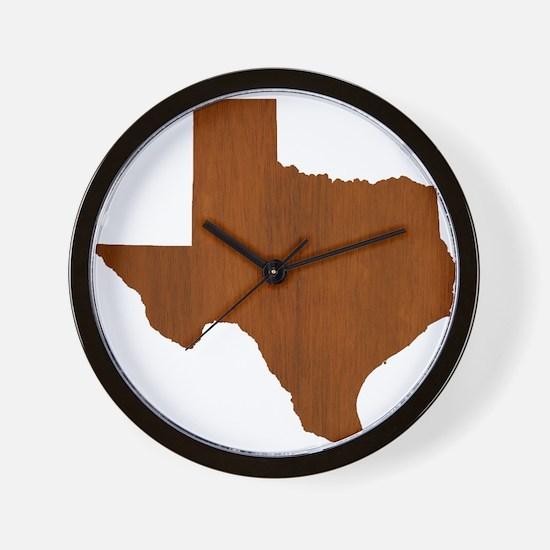 Cute Texas Wall Clock