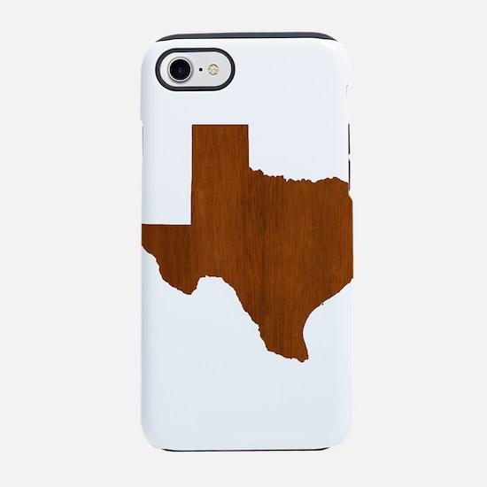 Cute Texas iPhone 8/7 Tough Case