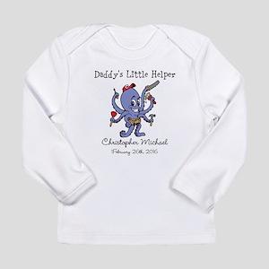Daddys Little Helper Long Sleeve T-Shirt