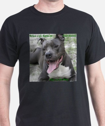 Cute Mens pit bull T-Shirt
