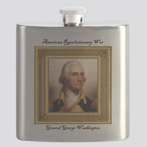 Gen. George Washington Flask