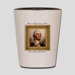 Gen. George Washington Shot Glass