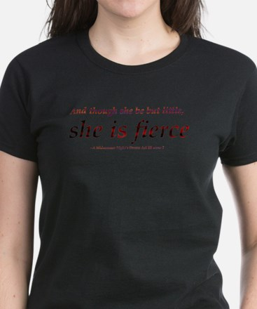 Fierce Shakespeare T-Shirt