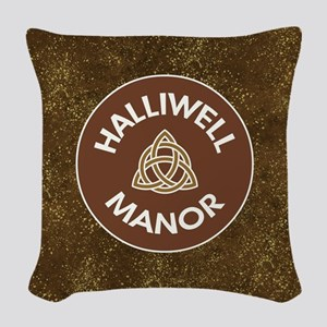 CHARMED Woven Throw Pillow