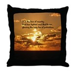 Love of Country Throw Pillow