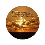 """Love Of Country 3.5"""" Button (100 Pack)"""