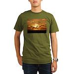 Love of Country Organic Men's T-Shirt (dark)