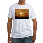 Love of Country Fitted T-Shirt