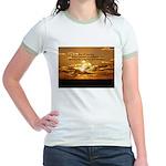 Love of Country Jr. Ringer T-Shirt