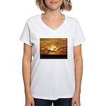 Love of Country Women's V-Neck T-Shirt
