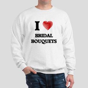 Bridal Bouquet Sweatshirt