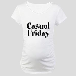 Casual Friday Maternity T-Shirt