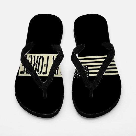 U.S. Air Force: Air Force (Black Flag) Flip Flops