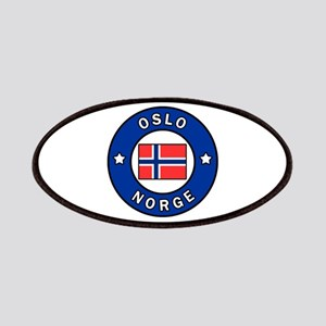 Oslo Norge Patch