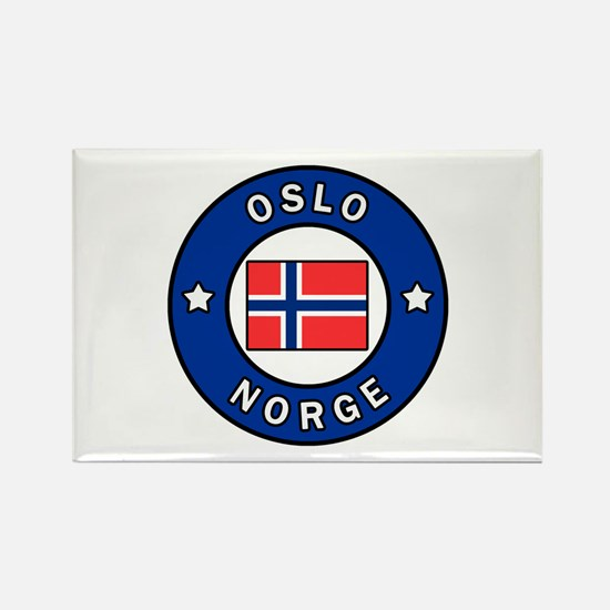 Oslo Norge Magnets