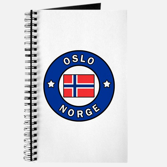 Oslo Norge Journal