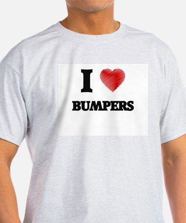 I Love BUMPERS T-Shirt