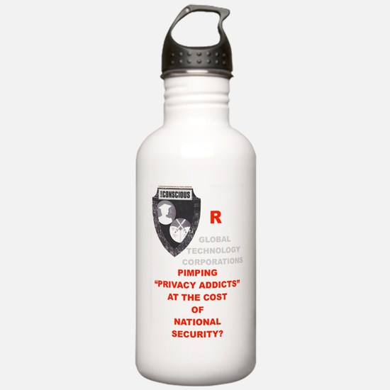 Cute National college of Water Bottle