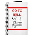 funny sports and gaming joke Journal
