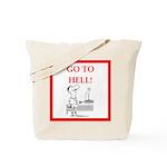 funny sports and gaming joke Tote Bag