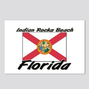 Indian Rocks Beach Florida Postcards (Package of 8