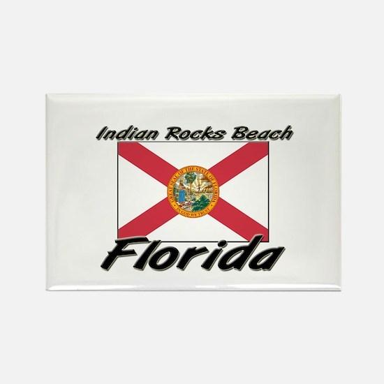 Indian Rocks Beach Florida Rectangle Magnet
