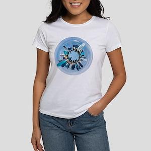 DallasSkyline-LisaSmith-voirlisa-1-18x18-s T-Shirt