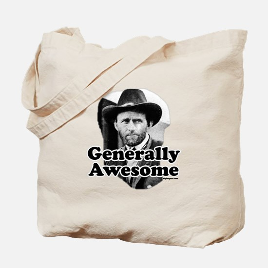 Generally Awesome (Grant) Tote Bag
