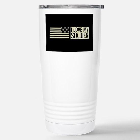 U.S. Army: I Love My So Stainless Steel Travel Mug