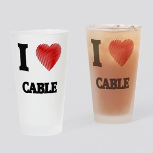 cable Drinking Glass
