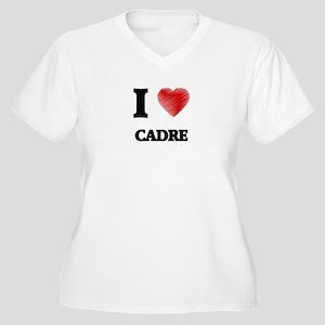cadre Plus Size T-Shirt