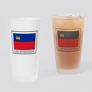 Liechtenstein Drinking Glass