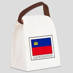 Liechtenstein Canvas Lunch Bag