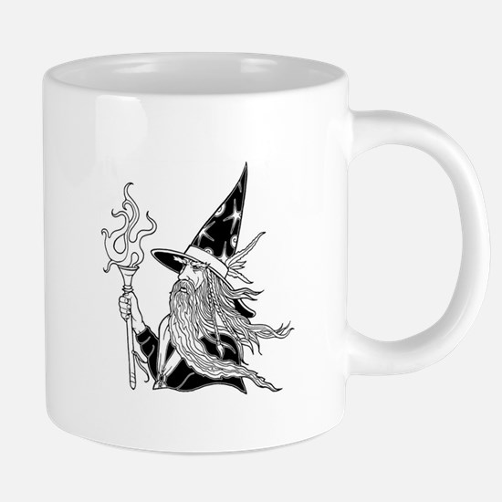 Wizard 5 Mugs